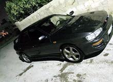 Manual Grey Subaru 1997 for sale