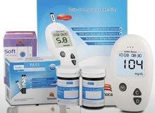 جهاز قياس سكر الدم .