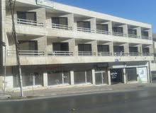 معارض ومكاتب للايجار موقع مميز جبل عمان شارع الامير محمد