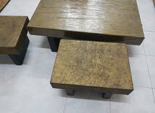 طاولات خدمة