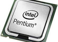 معالج pentium بسعر رخيص جدا .