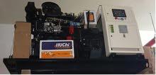 generator Fg johnson maren 45kw. 55kva