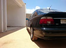 Black BMW 525 1999 for sale