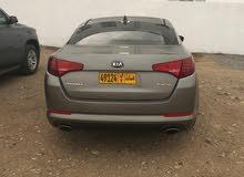 Kia Optima 2013 For sale - Grey color