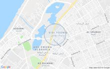 عمارة في سيدي يونس  على الرئيسي في الشوكة للبيع كاش