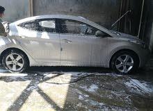 Silver Hyundai Avante 2013 for sale