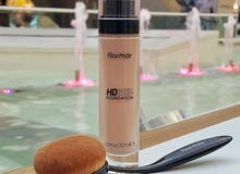 كريم اساس Flormar HD invisible Cover