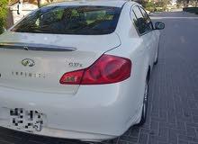 Infiniti G37 2013 in Dubai - Used