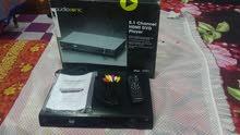 جهاز DVD اوديو سونيك يعرض فول HD مع فلاش رام اصلي جديد بالباكيت