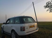 For sale 2005 White Range Rover Vogue