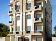 For Sale - شقة 225 متر بشارع رئيسي بتريومف ولها حصة بالجراج