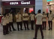 مطلوب فوراً حراس امن سعوديين في شمال جدة