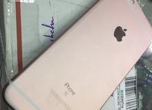 للبيع ايفون s6 بلاس 64 غيغا لون روز