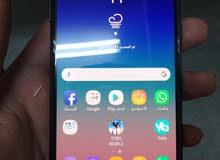 Galaxy A8 2018 للبيع بحالة الوكاله