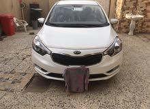 2016 New Cerato with Automatic transmission is available for sale