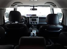 Toyota FJ Cruiser car for sale 2013 in Misrata city
