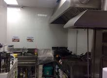 كافتيريا جديد - New cafeteria