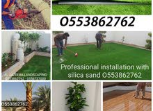 Landscaping and Artificial Grass Service Dubai