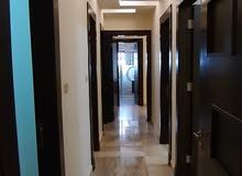شقة للايجار لم تسكن 4نوم خلدا 230متر