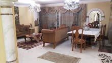 شقة للايجار بمكرم عبيد مفروشة بالكامل 250م