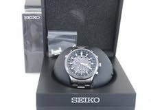 SEIKO WATCH ASTRON SOLAR USED LIKE NEW WITH ALL STUFF