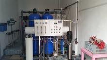 عالم المحطات محطه مياه تحليه بسعر مغري مستخدم اسبوعين فقط للتواصل 771666076