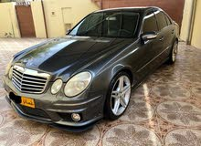 2004 Used E500 with Automatic transmission is available for sale