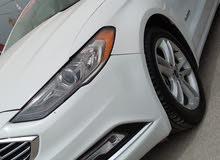 فورد فيوجن موديل2018   SE  لون ابيض  للبيع اقساط او كاش