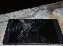 تلفون كامل شاشه مكسوره للبيع قطع