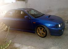 Manual Blue Subaru 1997 for sale