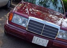 km Mercedes Benz E 300 1991 for sale