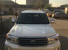 Toyota Land Cruiser car for sale 2015 in Baghdad city