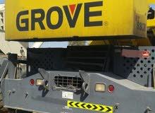 80 ton Grove for Sale Rough Terrain Crane