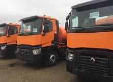 رينو سكس ويل 2018 - عليه تانكر مياه 5 آلاف جالون  Renault Trucks C380 with Water Tanker 5000 Gallon