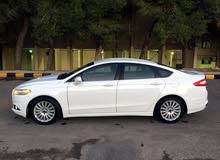 Ford Fusion 2014 For sale - White color