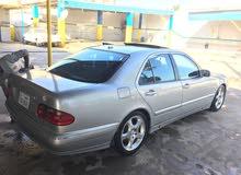 MERCEDES E430 2002