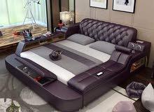 سرير الاحلام تصميم امريكي بصناعه مصريه دمياطيه