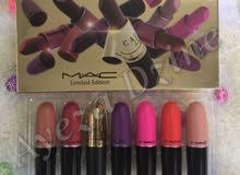 mac lipsticks full matte set only 50 aed