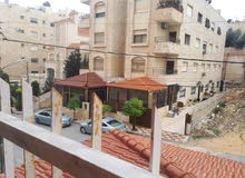 First Floor  apartment for sale with 3 rooms - Amman city Tla' Ali