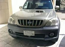 Hyundai Terracan made in 2002 for sale