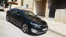 Automatic Kia Optima 2013