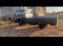 For a Daily rental period, reserve a Kia Bongo 2000