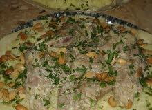مطعم الزمبق لجميع المأكولات العربيه والحلويات تواصي