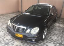 Mercedes Benz E500 2003 For sale - Blue color