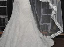 فستان عرس ماركة