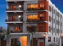 شقة للبيع بالتجمع الخامس 207متر باللوتس موقع ممتاز تسهيلات في السداد