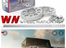 H&R 50mm Wheel Spacers for G Wagon W463(A) g63