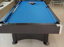 Italy Billiard Table 7,8,9 FT طاولة بلياردو
