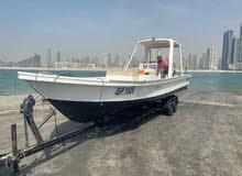 قارب براكودا للبيع 27 قدم