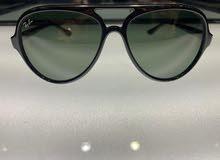 Sunglasses Ray-Ban Cats black original